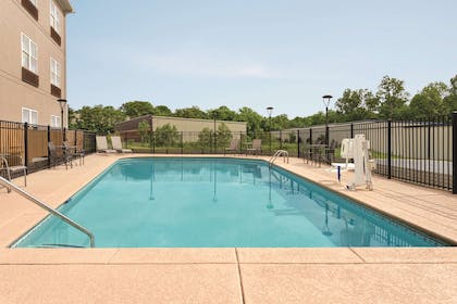 Outdoor Pool | Country Inn & Suites by Radisson, Nashville Airport East, TN