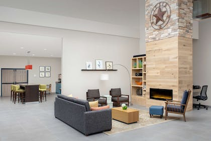 Lobby | Country Inn & Suites by Radisson, Houston Intercontinental Airport Eas