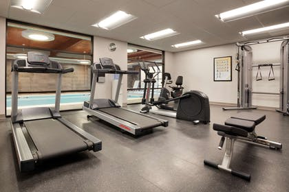 Fitness Room | Country Inn & Suites by Radisson, Asheville Westgate, NC