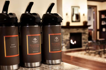 Coffee & Water | Country Inn & Suites by Radisson, Asheville Westgate, NC