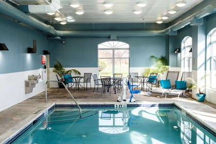 Pool   Country Inn & Suites by Radisson, Harrisburg West, PA