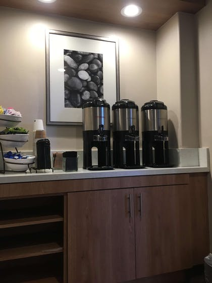 Coffee and Hot Water | Country Inn & Suites by Radisson, John Wayne Airport, CA