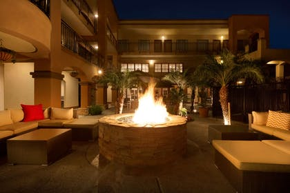 Outdoor Fire Pit | Country Inn & Suites by Radisson, John Wayne Airport, CA