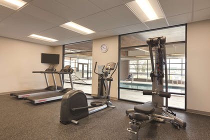 Fitness Center | Country Inn & Suites by Radisson Lawrence