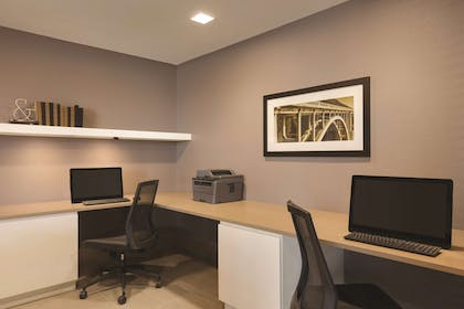 Business Center | Country Inn & Suites by Radisson Lawrence