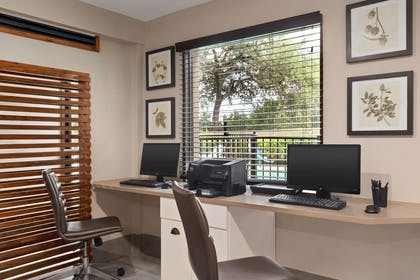 Business Center | Country Inn & Suites by Radisson, San Antonio Medical Center, TX