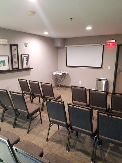 Theater-style Seating with Screen | Country Inn & Suites by Radisson, San Antonio Medical Center, TX