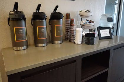 Coffee, Hot Water & Condiment Packs | Country Inn & Suites by Radisson, Sidney, NE