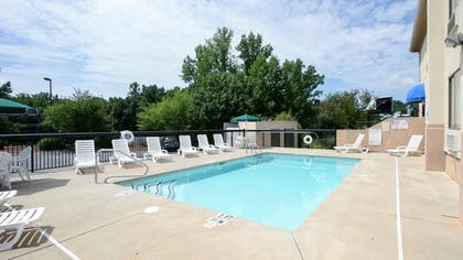 Pool | Country Inn & Suites by Radisson, Shelby, NC