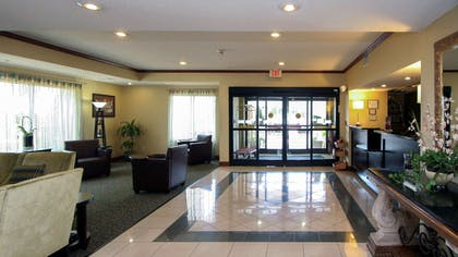 Lobby | Country Inn & Suites by Radisson, Shelby, NC