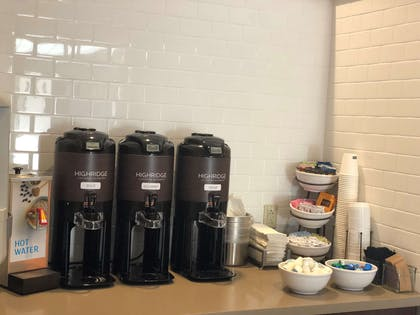 Coffee & Hot Water   Country Inn & Suites by Radisson, San Jose International Airport, CA