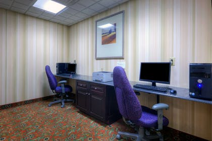 Business Center | Country Inn & Suites by Radisson, Petersburg, VA
