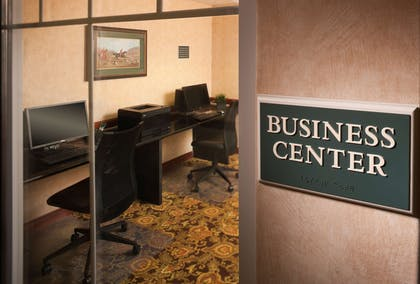 Business Center | Country Inn & Suites by Radisson, Milwaukee West (Brookfield), WI