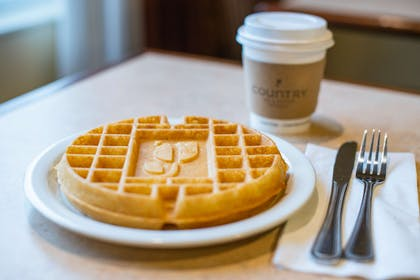 Wafffle | Country Inn & Suites by Radisson, Milwaukee West (Brookfield), WI