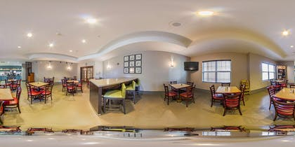 Breakfast Area Panorama | Country Inn & Suites by Radisson, Fond du Lac, WI