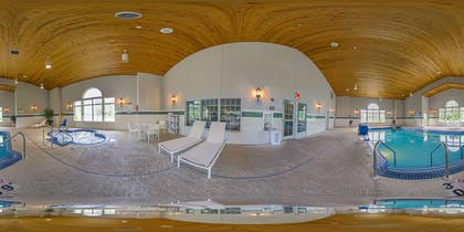 Pool Panorama | Country Inn & Suites by Radisson, Fond du Lac, WI