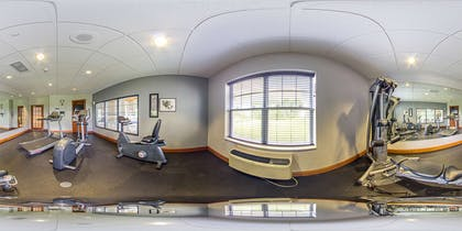 Fitness Center Panorama | Country Inn & Suites by Radisson, Fond du Lac, WI