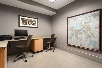 Business Center | Country Inn & Suites by Radisson, Madison West, WI