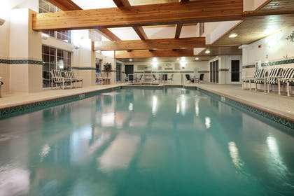 Indoor Pool | Country Inn & Suites by Radisson, Port Washington, WI