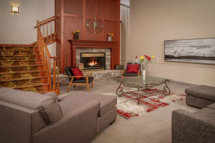 Lobby | Country Inn & Suites by Radisson, Beckley, WV