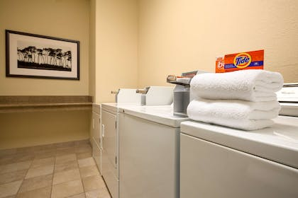 Guest Laundry | Country Inn & Suites by Radisson, Lubbock Southwest, TX