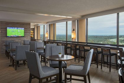 Concierge lounge | Nashville Airport Marriott