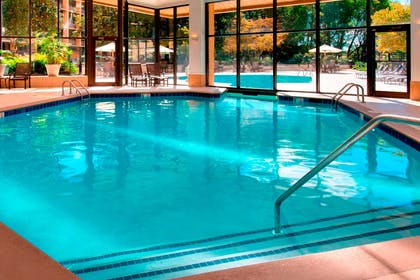 Indoor pool | Nashville Airport Marriott