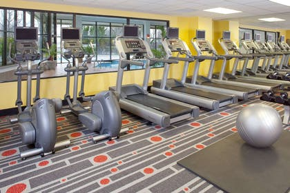 Fitness center | Nashville Airport Marriott