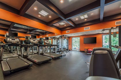 Fitness Center | The Garland