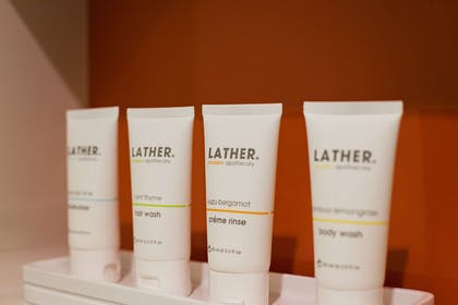 Lather Amenities | The Garland
