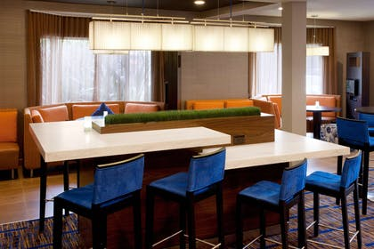 Communal table | AC Hotel by Marriott San Francisco Airport Oyster Point/Waterfront