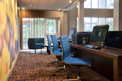 Business center | AC Hotel by Marriott San Francisco Airport Oyster Point/Waterfront