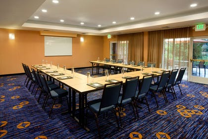 Oyster point meeting room | AC Hotel by Marriott San Francisco Airport Oyster Point/Waterfront