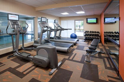 Fitness center | AC Hotel by Marriott San Francisco Airport Oyster Point/Waterfront