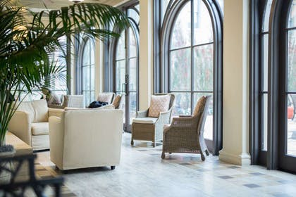 lobby | The Southern Hotel