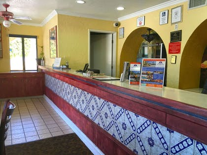 Front Desk | Americas Best Value Inn & Suites Joshua Tree National Park