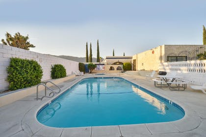 Pool | Americas Best Value Inn & Suites Joshua Tree National Park