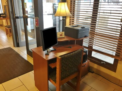 Business Center | Americas Best Value Inn Grand Forks