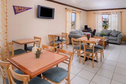 Dining Area | Americas Best Value Inn & Suites Waller Prairie View