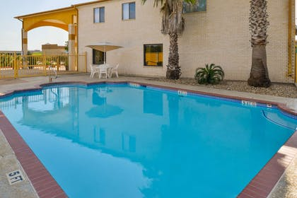 Pool | Americas Best Value Inn & Suites Waller Prairie View