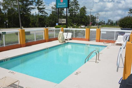 pool | Jameson Inn - Hazlehurst