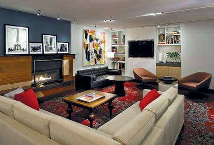 The Den In The Club Room | Fifty Hotel & Suites