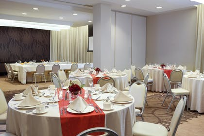 Connect Room Banquet   Shelburne Hotel & Suites by Affinia