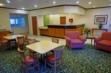 Lobby view | Motel 6 Indianapolis Anderson