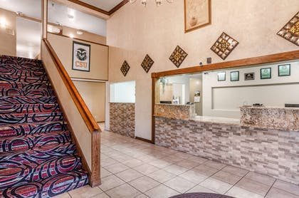 Lobby | Americas Best Value Inn & Suites Ft. Collins E at I-25
