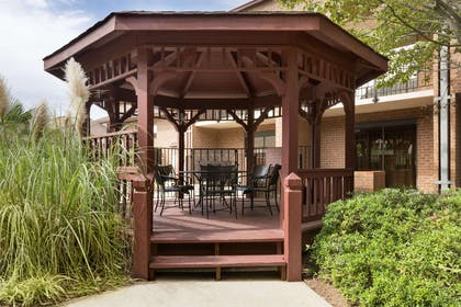 Gazebo | Ramada by Wyndham Raleigh