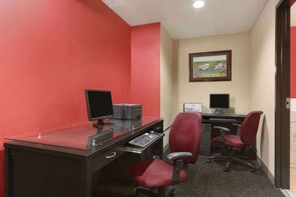 Business Center | Ramada by Wyndham Raleigh