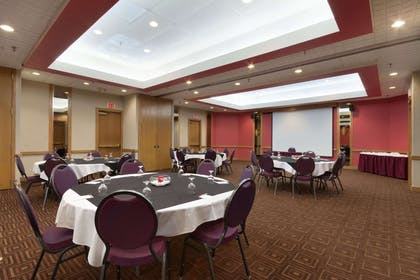 Meeting Room | Ramada by Wyndham Raleigh