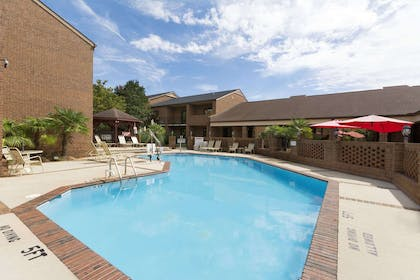 Pool | Ramada by Wyndham Raleigh