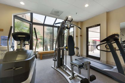 Fitness Center | Ramada by Wyndham Raleigh